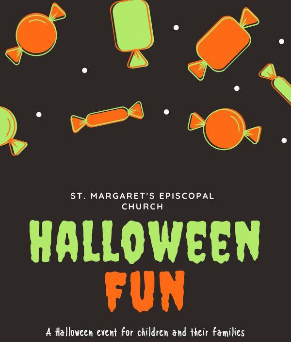 Children's Ministry Halloween Event