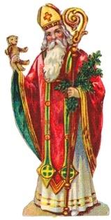 ST. NICHOLAS GIVING TREE