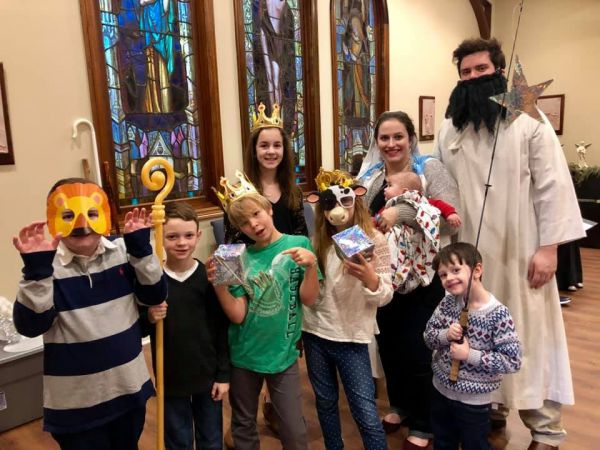 Christmas at St. Margaret's 2019