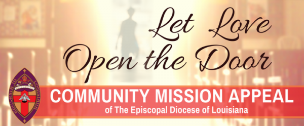 Community Mission Appeal (CMA) Sunday is August 26