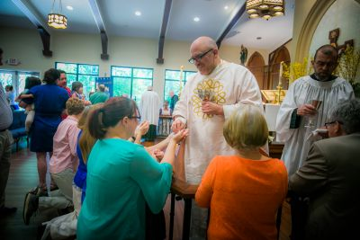 Lay Eucharistic Ministers and Visitors