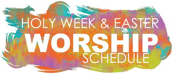 Holy Week and Easter at St Margaret's